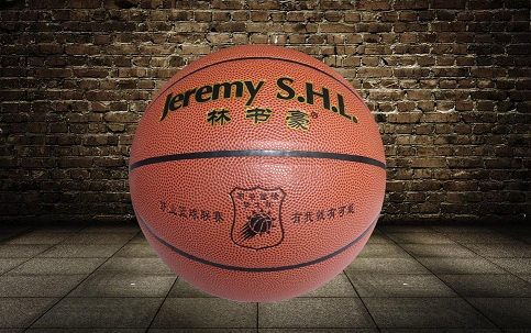 河北篮球批发,老客户再次订购日升体育林书豪篮球