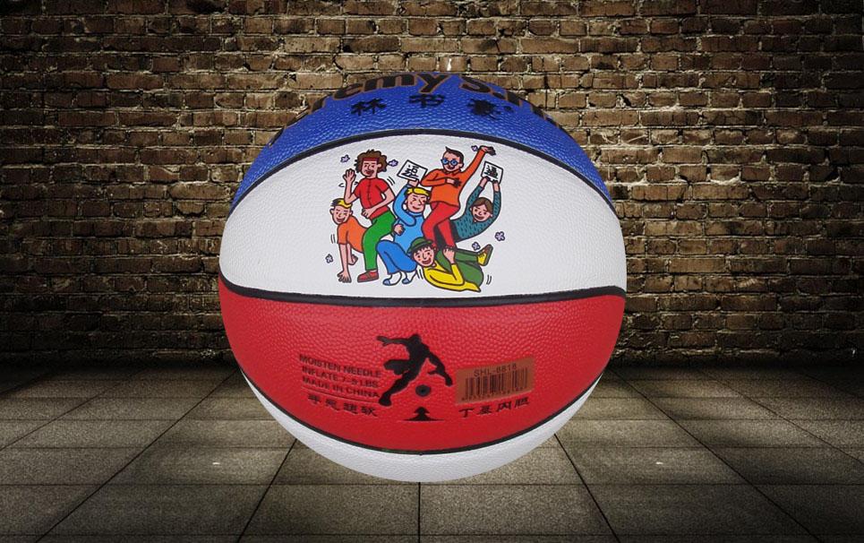 山东某幼儿园专用篮球定制,日升体育以质量制胜